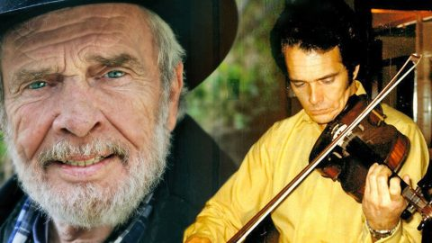 Merle Haggard's Unbelievable Fiddle Performance (Amazing!) (WATCH) | Country Music Videos