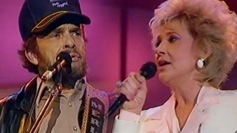 Merle Haggard & Tammy Wynette – Today I Started Lovin' You Again | Country Music Videos