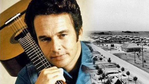 Merle Haggard – Hungry Eyes (Live) | Country Music Videos