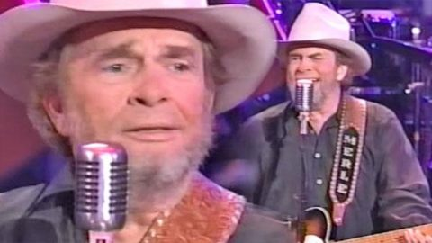 Merle Haggard – Sing A Sad Song (LIVE) (VIDEO) | Country Music Videos