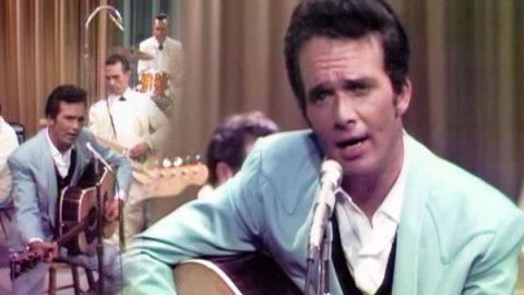 Merle Haggard – Branded Man (Live 1968) (VIDEO) | Country Music Videos