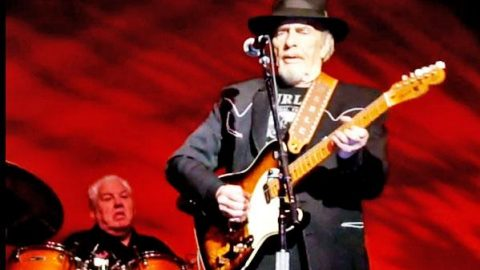 Merle Haggard – Going Where The Lonely Go | Country Music Videos