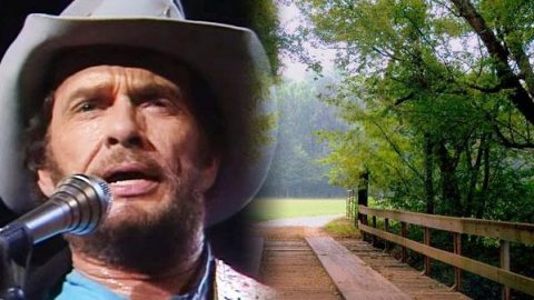 Merle Haggard – Place To Fall Apart (VIDEO)   Country Music Videos