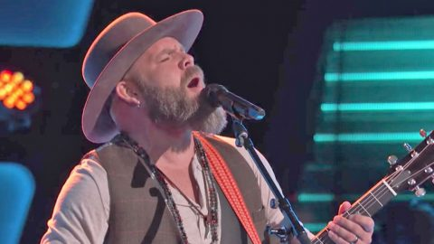 Nashville Native Unleashes Soulful 'Midnight Rider' Audition | Country Music Videos