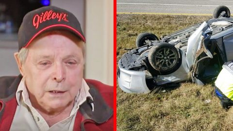 81-Year-Old Country Legend Mickey Gilley Opens Up About Frightening Car Crash | Country Music Videos