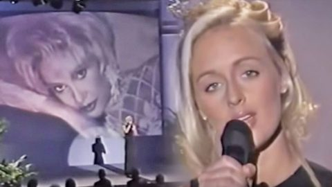 Tammy Wynette's Widower Gets Emotional Watching Mindy McCready Sing 'Stand By Your Man' | Country Music Videos