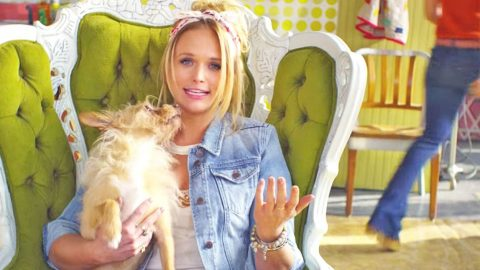 Sassy Miranda Lambert Gets Jaw-Dropping Makeover In Music Video | Country Music Videos