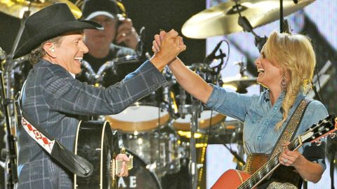 Miranda Lambert Talks About How George Strait Mended Her Relationship With Her Dad | Country Music Videos