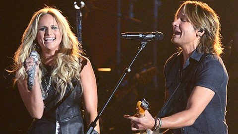 Miranda Lambert, Keith Urban And ZZ Top Give The ACM's Most Rockin' Performance | Country Music Videos