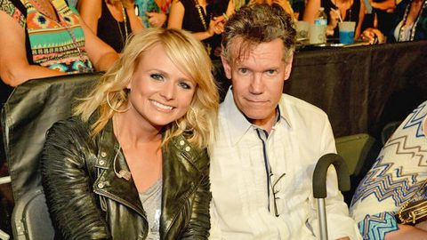 'It's Intimidating!' – Miranda Lambert Details Her Recent Backstage Meeting With Randy Travis | Country Music Videos