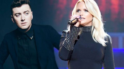 Miranda Lambert's Stunning Rendition Of Sam Smith's 'Stay With Me' | Country Music Videos