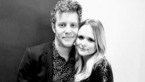 Miranda Lambert & Anderson East Pack On The PDA In Adorable Anniversary Photo | Country Music Videos
