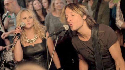 Keith Urban & Miranda Lambert Pine For Love Lost In Upbeat 'We Were Us' | Country Music Videos