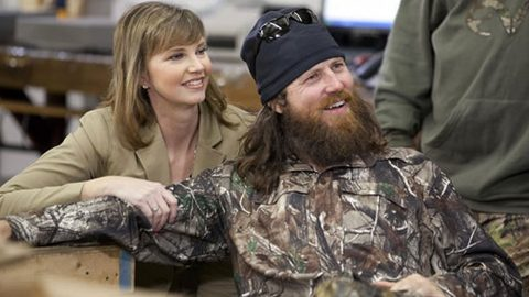 Jase Robertson Takes His Wife, Missy, Duck Hunting For The First Time EVER!   Country Music Videos