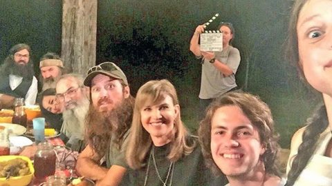 Missy Robertson Shares Photos From Last Days Filming 'Duck Dynasty' | Country Music Videos
