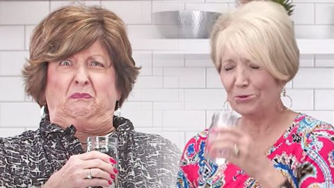 Grandparents Try Moonshine For The First Time, And It's Hysterical | Country Music Videos