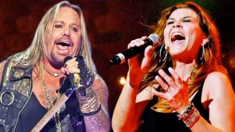 Mötley Crüe's 'Wild Side' Gets A Bad Ass Gretchen Wilson Makeover | Country Music Videos