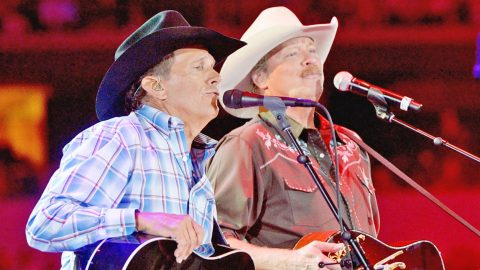 George Strait & Alan Jackson Thrill Fans With 'Murder On Music Row' One Last Time | Country Music Videos
