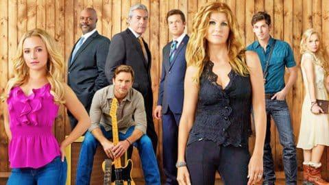Major 'Nashville' Star Breaks Silence On Break Up Rumors   Country Music Videos