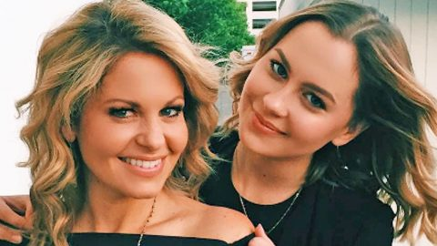 Candace Cameron's Daughter Makes 'Voice' Debut With Unique Take On 'Can't Help Falling In Love' | Country Music Videos