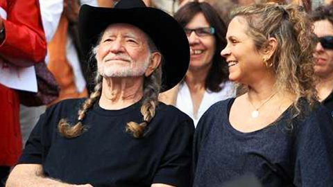 Willie Nelson Proves Not All Relationships Need To Be By The Book To Succeed | Country Music Videos