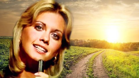 Olivia Newton-John Shines In Vintage Footage Of 'Take Me Home, Country Roads' | Country Music Videos