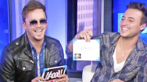 Love And Theft Sees How Well They Know Each Other In Hysterical Newlywed-Style Game | Country Music Videos