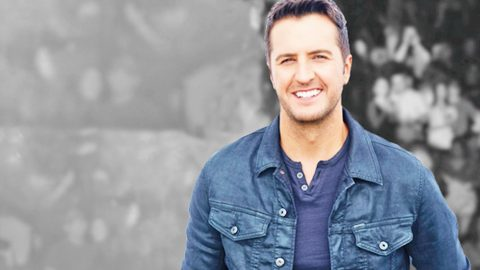 Luke Bryan Surprises Heroic Tennessee Wildfire Firefighters At Holiday Party | Country Music Videos