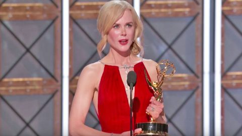 Nicole Kidman Tearfully Dedicates Emmy Win To Keith Urban & Their Daughters | Country Music Videos
