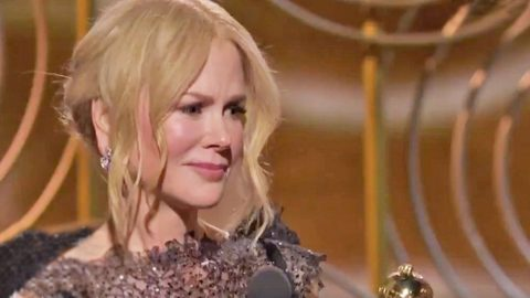 Nicole Kidman Gives Powerful Shoutout To Keith Urban In Acceptance Speech | Country Music Videos