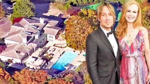 Step Inside Keith Urban & Nicole Kidman's Gorgeous Nashville Estate | Country Music Videos