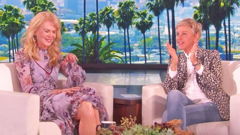 Nicole Kidman Reveals The Hilarious Things Keith Urban's Friends Text Her | Country Music Videos