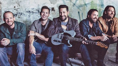 Old Dominion Dominates Country Radio With New #1 Hit, 'Break