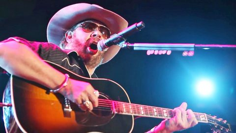 Stop Everything & Listen To Hank Jr. Roar Through Waylon's 'Lonesome, On'ry And Mean' | Country Music Videos