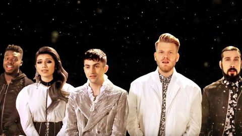 Pentatonix Will Steal Your Heart With Cover Of Elvis' 'Can't Help Falling In Love' | Country Music Videos