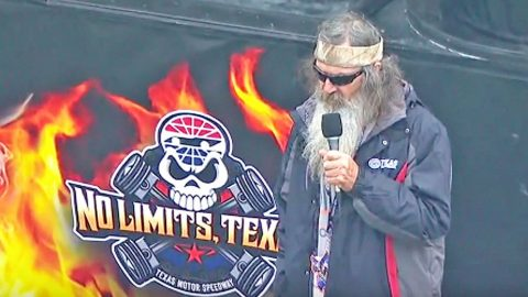 Phil Robertson Takes The Microphone At NASCAR Event. What He Says Might Surprise You   Country Music Videos