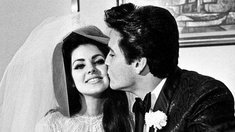 Priscilla Presley On Elvis' Fans: 'I Was Hated for Marrying Him' | Country Music Videos