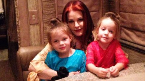 Priscilla Presley Confirms News On Twin Granddaughters After Abuse Allegations | Country Music Videos