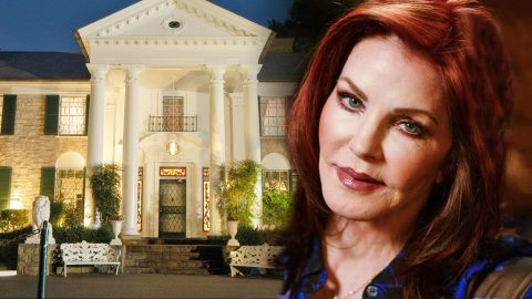 Priscilla Presley Reacts To Recent Protest Near Graceland | Country Music Videos