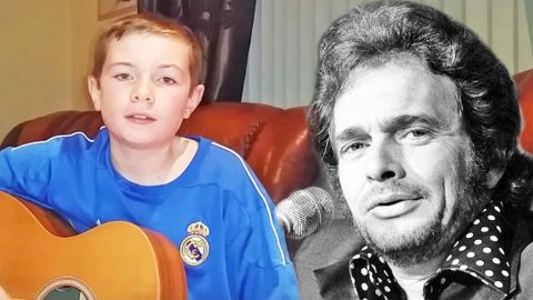 Young Musical Prodigy Covers Merle Haggard's 'The Fugitive' | Country Music Videos
