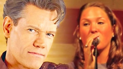 Garth Brooks Youngest Daughter Honors Randy Travis With Three