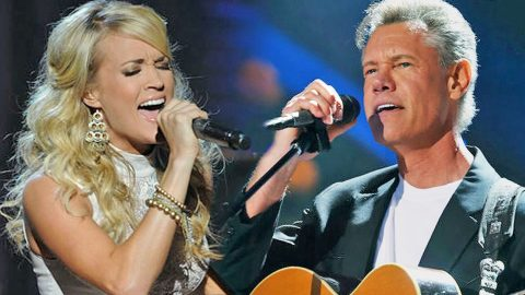 Randy Travis & Carrie Underwood's Stunning Live Performance Of 'I Told You So' | Country Music Videos