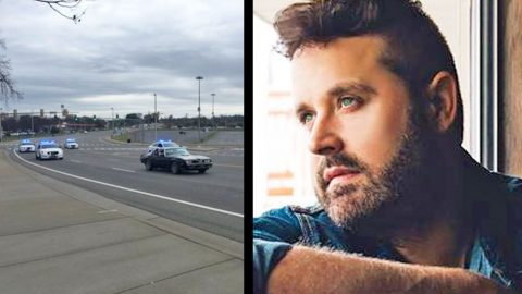 Randy Houser Leads Nashville Police Chase For Thrilling Music Video | Country Music Videos