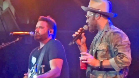 Country Stars Randy Houser & Drake White Stun With Commanding Cover Of 'Simple Man' | Country Music Videos