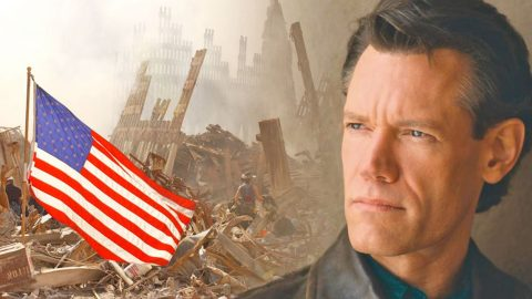 Randy Travis Sings Emotionally Charged Tribute To 9/11 Victims | Country Music Videos