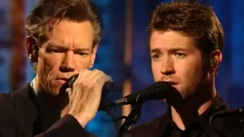 Randy Travis & Josh Turner – On The Other Hand (VIDEO) | Country Music Videos