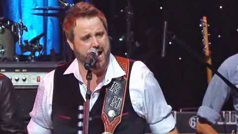 Country Music Hit-Maker Randy Houser Takes On Skynyrd's Rowdy Classic 'Whiskey Rock A Roller' | Country Music Videos
