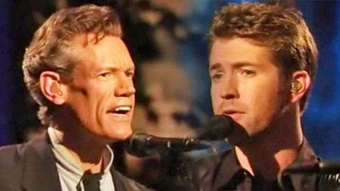 Randy Travis & Josh Turner Shake The World With 'Deeper Than The Holler' Duet | Country Music Videos