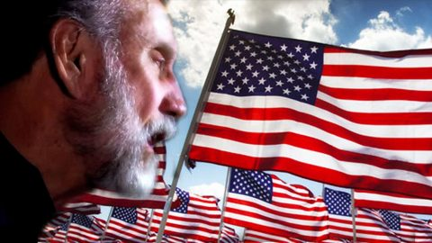 Ray Stevens' Patriotic Single 'Dear America' Bleeds Red, White And Blue | Country Music Videos