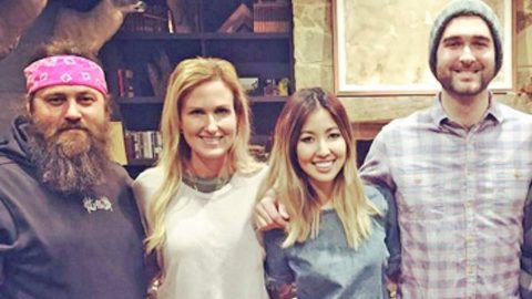 Willie & Korie Robertson's Adopted Daughter Takes Future Husband To Birth Place | Country Music Videos